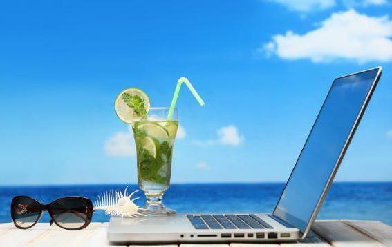 Адвокат в отпуске